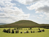 Swinside Stone Circle, England Photographic Print by Michael Marten