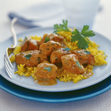 Chicken Curry Photographic Print by David Munns