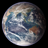 Blue Marble Image of Earth (2005) Photographic Print by  NASA