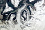 Chilean Glaciers Photographic Print by  NASA
