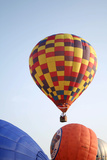 Hot Air Balloons Photographic Print by Chris Martin-Bahr