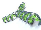 DNA Replication, Artwork Photographic Print by David Mack