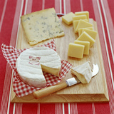 Cheese Selection Photographic Print by David Munns