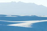 White Sands National Monument, USA Posters by Louise Murray