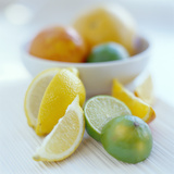 Citrus Fruits Photographic Print by David Munns