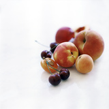 Assortment of Summer Fruit Premium Photographic Print by David Munns