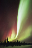 Aurora Borealis Photographic Print by Chris Madeley