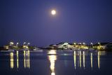 Moon Rising Photo by David Nunuk