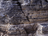 Sandstone Rock Strata Posters by Michael Marten