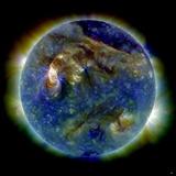 Solar Flare, 1 August 2010, SDO Image Photographic Print