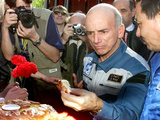 Dennis Tito, First Space Tourist Photographic Print by Ria Novosti
