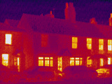 House, Thermogram Posters by Tony McConnell