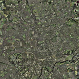 Nottingham, UK, Aerial Image Photographic Print by Getmapping Plc