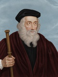 John Wycliffe, English Theologian Prints by Maria Platt-Evans