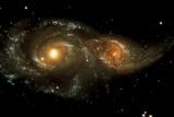 Interacting Galaxies Photographic Print