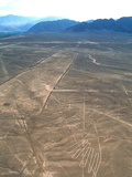 Nazca Lines Photographic Print by David Nunuk