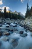 River Rapids Photographic Print by David Nunuk