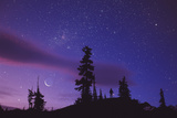 Starry Sky Photographic Print by David Nunuk
