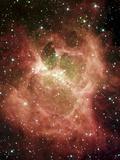 DR6 Nebula Premium Photographic Print
