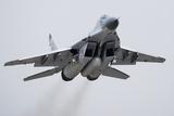 MiG-29 Fighter Jet Photographic Print by Ria Novosti