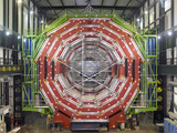 CMS Detector, CERN Photographic Print by David Parker