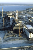 Chernobyl Power Station, Aerial View Posters by Ria Novosti