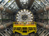 ATLAS Detector, CERN Prints by David Parker