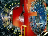 CDF Particle Detector, Fermilab Premium Photographic Print by David Parker