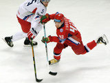 Ice Hockey Photographic Print by Ria Novosti