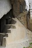 Condor Temple, Machu Picchu, Peru Poster by Matthew Oldfield