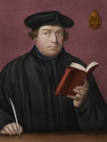 Martin Luther, German Theologian Posters by Maria Platt-Evans