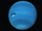 Voyager 2 Image of the Planet Neptune Photographic Print by  NASA