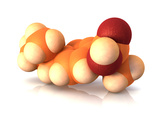 Ibuprofen Molecule Photo by Phantatomix