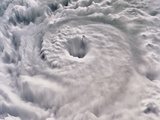 Perspective View of Hurricane Allen From Space Posters by Hasler and Pierce