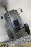 Tractor Racing Photographic Print by Ria Novosti