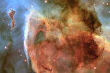 Eta Carinae Nebula Photographic Print by  NASA