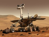 Mars Exploration Rover Photographic Print by  NASA