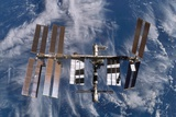 International Space Station, 2008 Photographic Print by  NASA