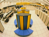 Xray X-MP-48 Supercomputer At CERN Photographic Print by David Parker