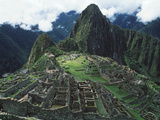 Machu Picchu Premium Photographic Print by David Nunuk