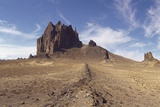 Shiprock, Volcanic Plug, Utah. Photographic Print by David Parker