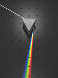 Light Refraction Posters by David Parker