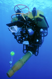 Alexis Rosenfeld - Robot Submarine Fotografická reprodukce