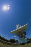 Antenna of the Australia Telescope Compact Array Photographic Print by David Nunuk