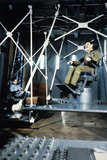 Swing Trainer for Cosmonauts Photographic Print by Ria Novosti