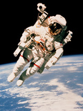 Spacewalk Photographic Print by  NASA