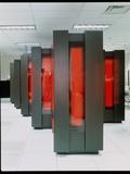 Thinking Machine CM-5 Massively Parallel Computer Premium Photographic Print by David Parker