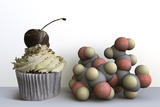 Sugary Foods, Conceptual Image Photographic Print by  Phantatomix