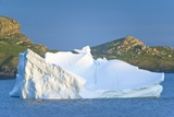 Iceberg, Canada Photographic Print by David Nunuk