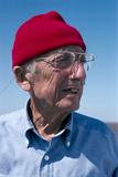 Jacques-Yves Cousteau, French Diver Fotografisk tryk af Alexis Rosenfeld